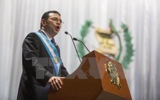 Biểu tình lớn tại Guatemala đòi Tổng thống Morales từ chức
