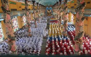 90 năm đền thánh Tây Ninh