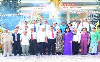 Họp mặt kỷ niệm 105 năm ngày sinh anh hùng liệt sĩ Dương Minh Châu