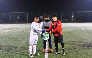 U17 HAGL giành chiến thắng đầu tiên tại Hàn Quốc