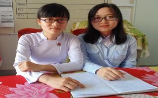 Nghị lực vượt khó của hai chị em mồ côi cha