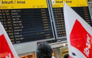 Nhân viên tiếp tục đình công, thêm 642 chuyến bay ở Berlin bị hủy
