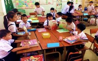 Năm học 2017-2018: Xét tuyển trên 18.000 học sinh vào lớp 6