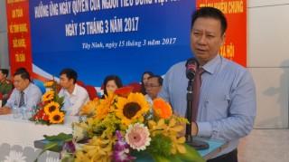 Phát động ngày Quyền của người tiêu dùng Việt Nam