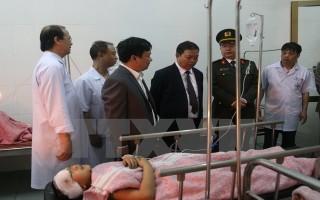 Hà Nam chỉ đạo giải quyết vụ tai nạn nghiêm trọng ở Kim Bảng