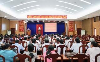 Tân Châu: Toạ đàm về công tác phát triển đảng viên