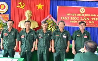 Hội Cựu chiến binh khối V- Công ty Điện lực Tây Ninh: Tổ chức đại hội lần thứ nhất