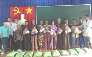 Châu Thành: Kiểm tra tiến độ xây dựng nông thôn mới tại xã Hoà Hội