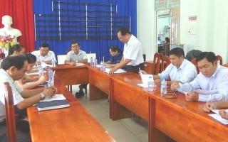HĐND thành phố Tây Ninh giám sát hoạt động của HĐND các phường, xã