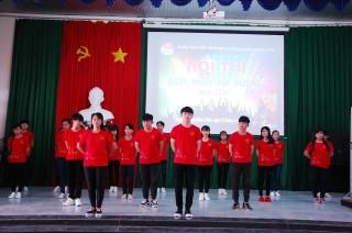 """Sôi động Hội thi """"Bước nhảy học đường"""" huyện Dương Minh Châu"""