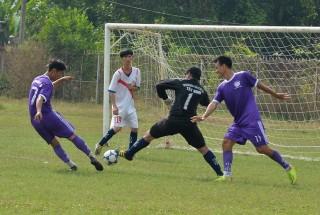 Khởi tranh Giải bóng đá truyền thống ngành Xây dựng Tây Ninh lần thứ XVI