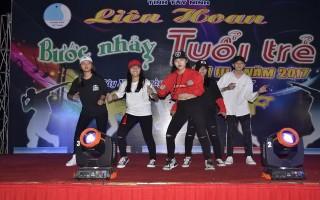 """Liên hoan """"Bước nhảy tuổi trẻ"""" tỉnh Tây Ninh lần 3 năm 2017"""