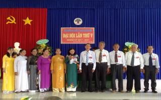 Hội Người cao tuổi xã Long Thành Bắc tiến hành Đại hội đại biểu lần V