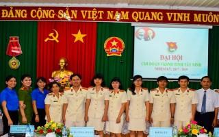 Đại hội Chi đoàn Viện KSND Tây Ninh nhiệm kỳ 2017-2019
