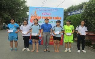 Giải Việt dã truyền thống huyện Dương Minh Châu
