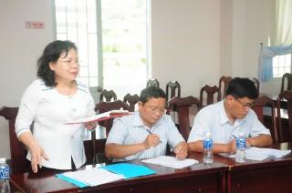 HĐND tỉnh: Giám sát tình hình quản lý và sử dụng đất công
