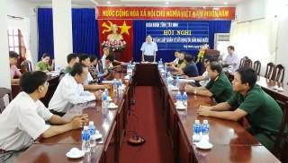 Đoàn ĐBQH đơn vị tỉnh Tây Ninh: Lấy ý kiến đóng góp dự án Luật quản lý, sử dụng tài sản Nhà nước