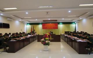 Bộ Quốc phòng: Kiểm tra tình hình triển khai các hoạt động kỷ niệm 70 năm ngày Thương binh liệt sĩ