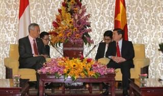 TPHCM đề nghị Singapore đầu tư dự án mang tầm biểu tượng