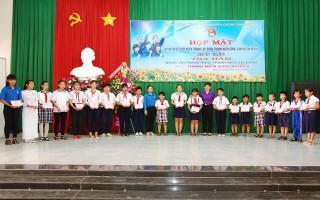 Nhiều hoạt động sôi nổi chào mừng ngày thành lập Đoàn