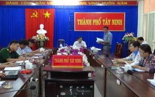 Tp. Tây Ninh: Phát động Ngày chạy Olympic vì sức khỏe toàn dân năm 2017