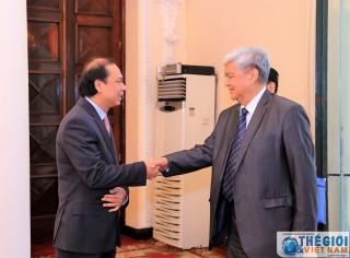 Việt Nam - Philipines tiếp tục thúc đẩy quan hệ Đối tác chiến lược