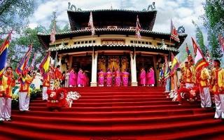 Giỗ Tổ Hùng Vương - Lễ hội Đền Hùng 2017 tổ chức trong 6 ngày