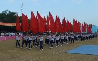 Đại hội Thể dục thể thao xã Thanh Điền năm 2017
