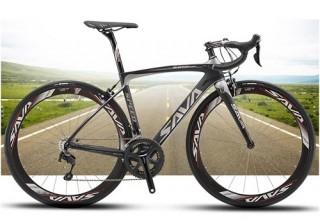Sava Pro 5.0 - bước ngoặt về giá của xe đạp đua cao cấp