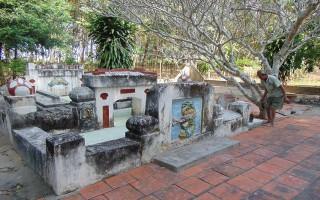 Phước Hội thôn và những ngôi mộ cổ