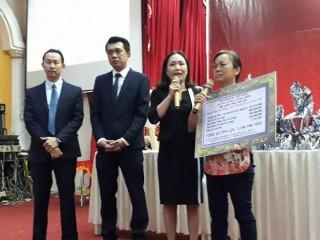 Prudential Tây Ninh: Chi trả quyền lợi bảo hiểm gần 1,2 tỷ đồng cho khách hàng