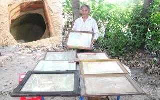 Hầm bí mật nuôi giấu cán bộ ở Truông Mít