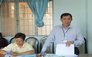 Tổ công tác UBND tỉnh làm việc với Sở LĐTB&XH