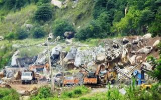 Tạm đình chỉ hoạt động khai thác đá trên núi Bà Đen để điều tra vụ nổ mìn gây chết người
