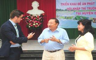 Huyện Dương Minh Châu: Triển khai đề án phát triển chuỗi giá trị nông sản