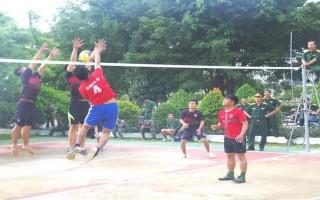 Sư đoàn 5: Khai mạc Hội thao thể dục thể thao