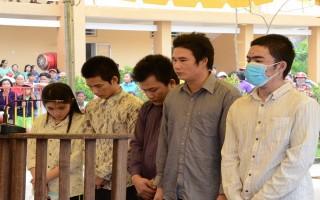 4 bị cáo cướp tiệm vàng Kim Phụng nhận mức án từ 12 đến 14 năm tù