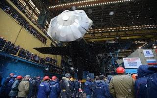 Nga hạ thủy tàu ngầm đa nhiệm Yasen-M đầu tiên