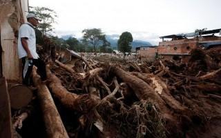 Ít nhất 254 người thiệt mạng trong vụ lở đất tại Colombia