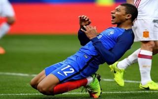 U20 Pháp triệu tập sao trẻ của Monaco đấu U20 Việt Nam