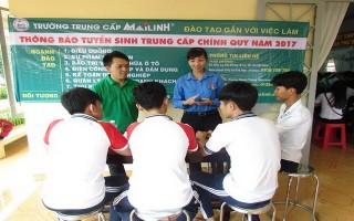 Gò Dầu: Tư vấn hướng nghiệp và tuyển sinh cho học sinh