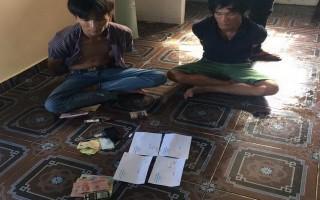 Công an Tân Châu: Bắt 2 đối tượng buôn bán ma túy