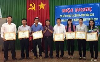 Châu Thành: Hoàn thành phổ cập giáo dục mầm non, tiểu học, THCS