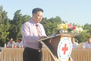 Tây Ninh hưởng ứng Ngày toàn dân hiến máu tình nguyện 7.4
