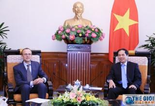 Việt Nam - Bỉ triển vọng nâng cấp quan hệ lên Đối tác chiến lược