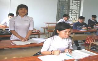 Chuyển giao trung tâm giáo dục thường xuyên cho huyện