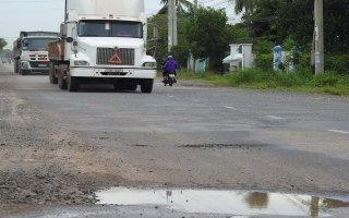300 tỷ đồng nâng cấp, sửa chữa Quốc lộ 22B, đoạn qua địa phận tỉnh Tây Ninh