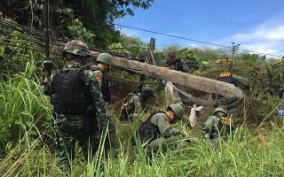 Bom nổ suốt đêm ở miền nam Thái Lan sau hiến pháp mới