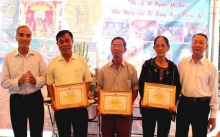 Họp mặt hội viên Hội đồng hương Vĩnh Phú tại Tây Ninh