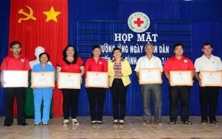 Huyện Dương Minh Châu: Tiếp nhận 390 đơn vị máu hiến trong dịp Tết và lễ hội Xuân hồng năm 2017